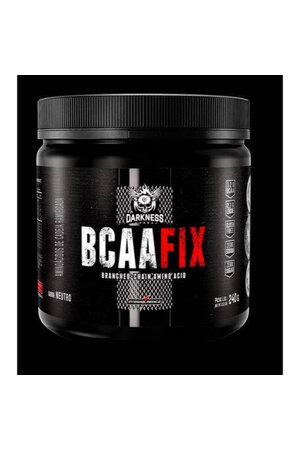Bcaa Fix 240g - Darkness - IntegralMédica