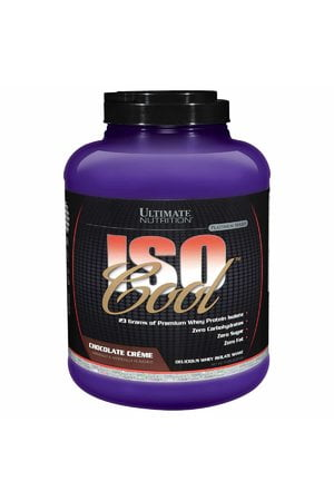 IsoCool (5lbs/2.270g) - Ultimate Nutrition