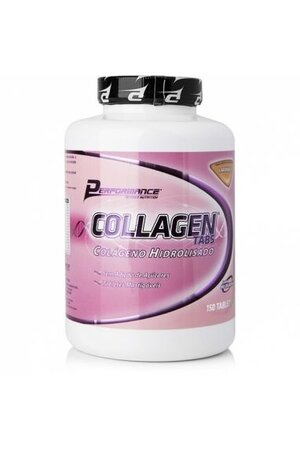 Collagen Mastigável (150 Tabletes) - Performance Nutrition