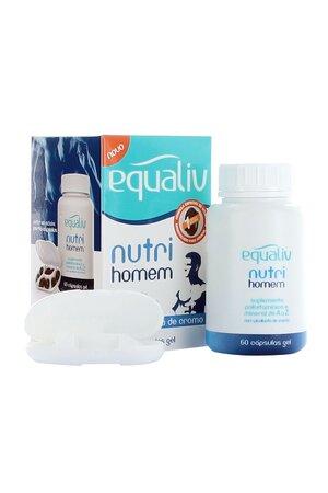 Equaliv Nutri Homem 60 Cápsulas - Equaliv