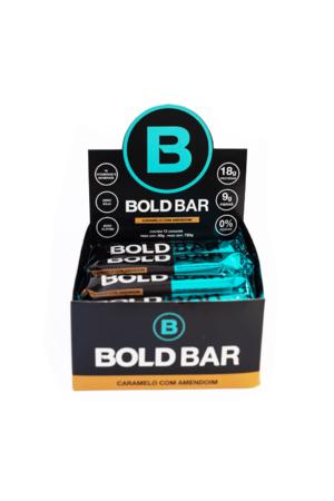 Bold Bar caixa com 12 barras - Bold Nutrition
