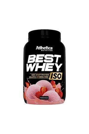 Best Whey Iso - 900g - Atlhetica Nutrition