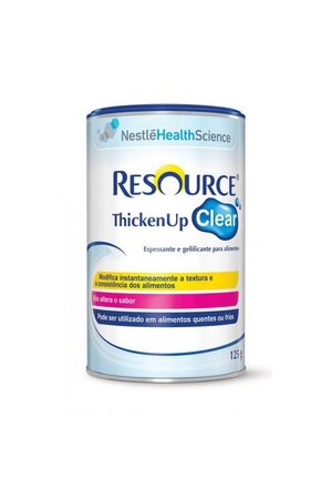 Resource Thicken Up Clear Espessante 125g