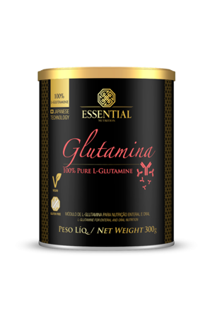 Glutamina - Essential Nutrition - 300g