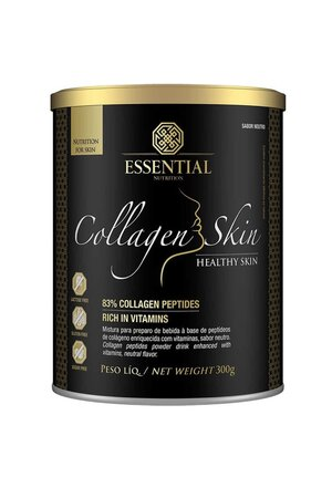 Colágeno Collagen Skin Neutro Essential Nutrition 300g