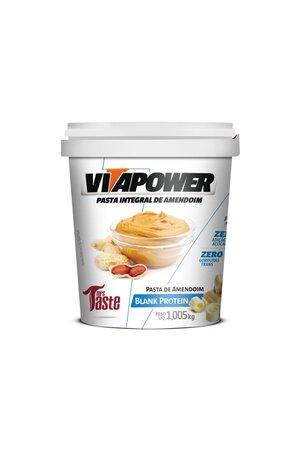 Pasta de Amendoim Integral (1.005kg) - VitaPower