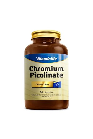CHROMIUM PICOLINATE - VITAMINLIFE