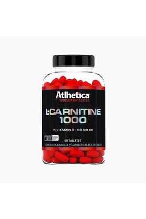 L-CARNITINE 1000 (60 TABS) - ATLHETICA NUTRITION