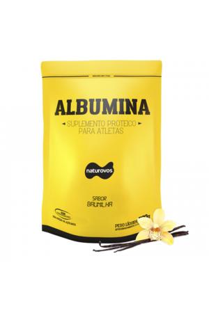 Albumina - 500g - Naturovos