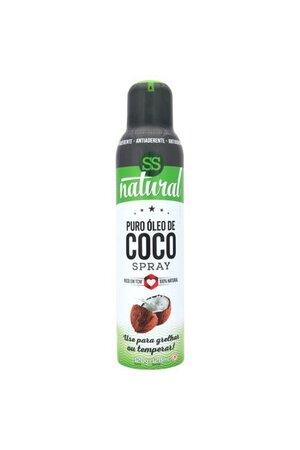 Oleo de Coco Spray Extra Virgem (128ml) - SS Natural