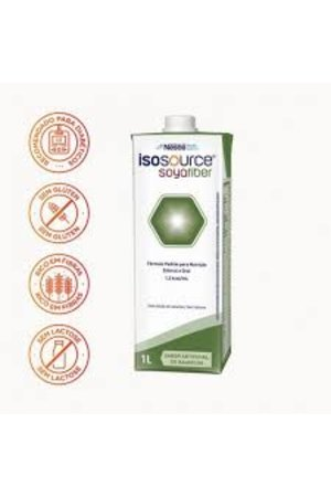 Isosource Soya Fiber 1L - Nestlé Health Science