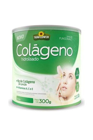 Colágeno - 300g - Sunflower