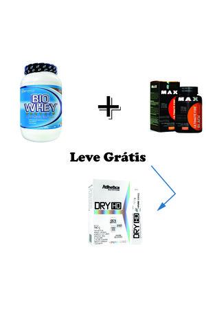 Bio Whey + Fire Black - Leve Grátis DryHD