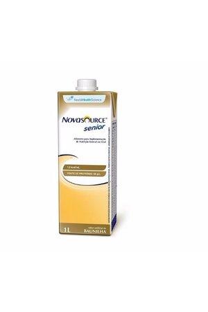 Caixa Novasource Senior - 1 L - Nestlé - 12 Unidades