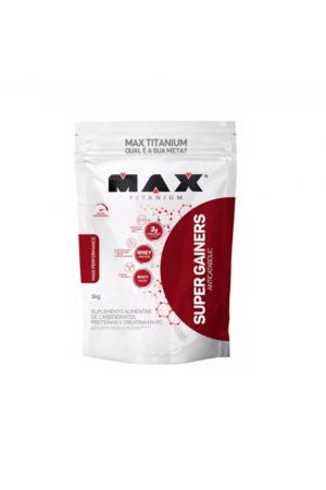 Super Gainers Anticatabolic 3kg - Max Titanium