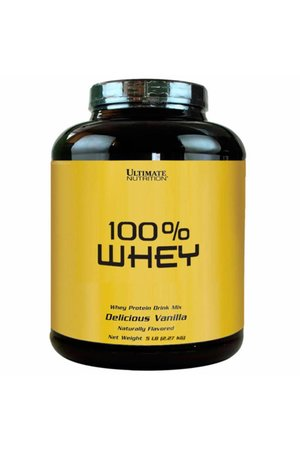 100% Whey Portein 5LBS (2.27kg) - Ultimate Nutrition