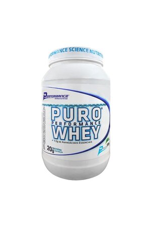 Puro Whey Protein Performance - 909g
