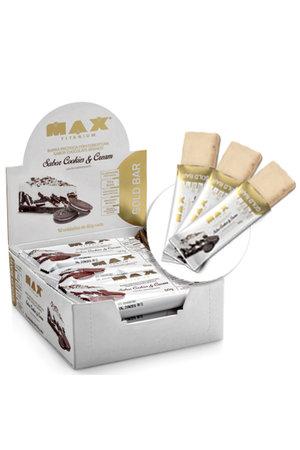 Gold Bar Max Titanium Cx 12 Unidades