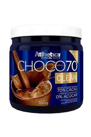 Choco 70 Clean - 350g - Atlhetica
