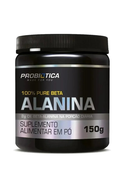 100% PURE BETA ALANINA 150g