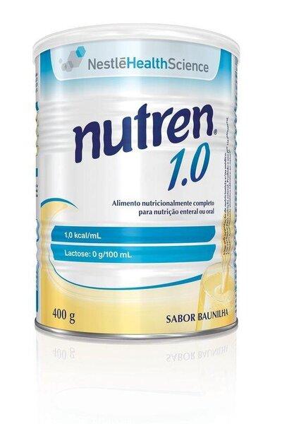 Nutren 1.0 Baunilha - 400 g