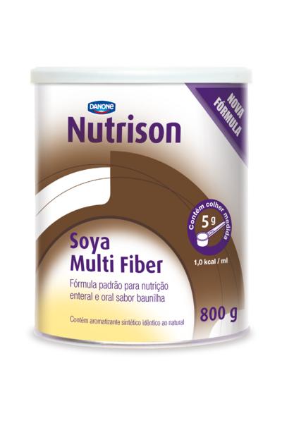Nutrison Soya Multifiber LT 800g