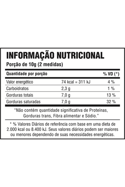 MCT Power 200g Probiótica