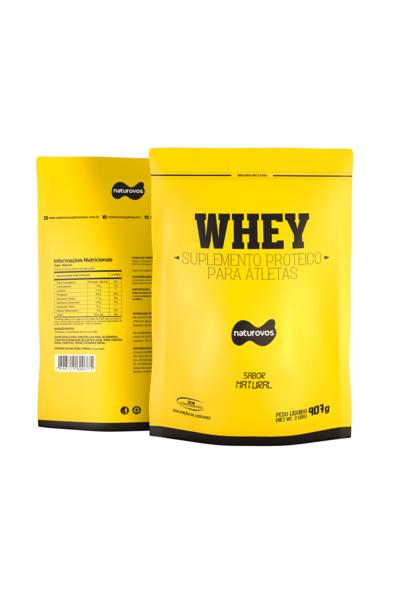 Whey Protein (907Grs) - Naturovos