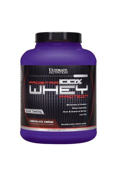 Whey Prostar New 5.28 Lbs (2.39kg) - Ultimate Nutrition
