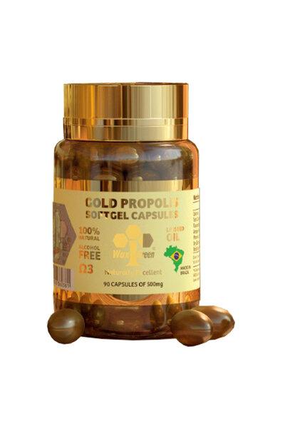 Wax Green Gold 90 Cápsulas(87%Extrato Seco)