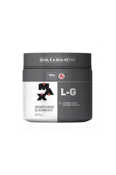 L-glutamina - Max Titanium 300g