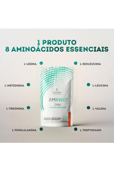 AMINNU EAAs (ESSENTIAL AMINO ACIDS)