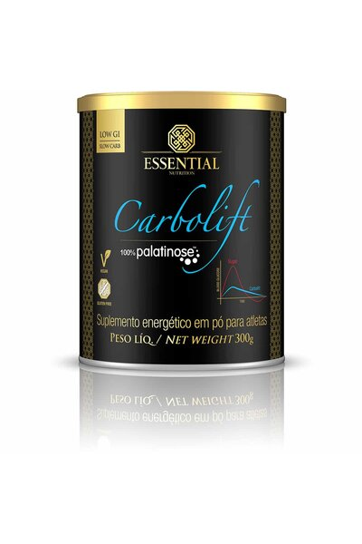 Carbolift Palatinose - Essential Nutrition - 300g