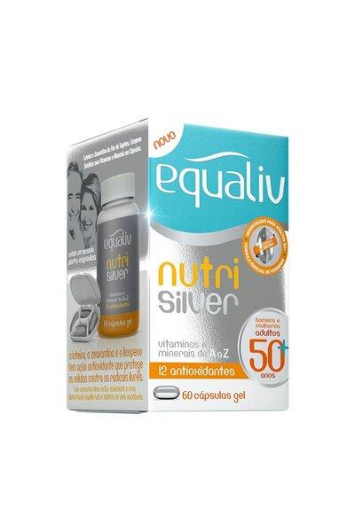 Equaliv Nutri Silver 60 Cápsulas
