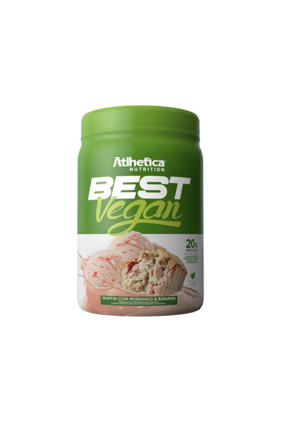 Best Vegan Protein 500g Atlhetica Nutrition