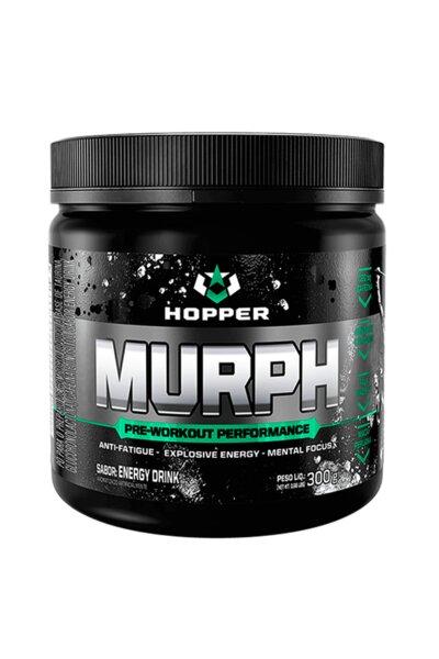 Hopper Murph - Pré-treino 300g