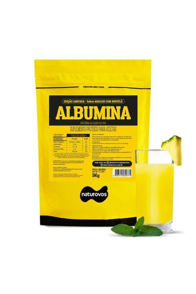Albumina Naturovos 1kg