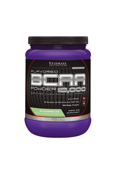 Bcaa Powder 12.000 228g Ultimate Nutrition