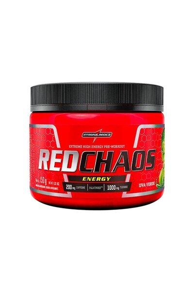 Red Chaos - Pré-treino
