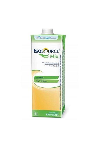 Caixa Isosource Mix Baunilha 1l - 12 Unidades