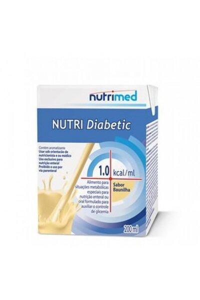 Nutri Diabetic 1.0 Baunilha (200ml)