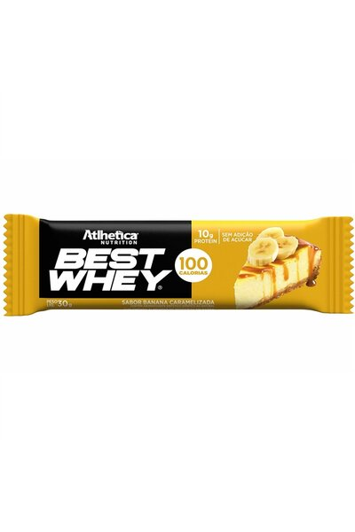 Best Whey Bar (30g) Atlhetica Nutrition