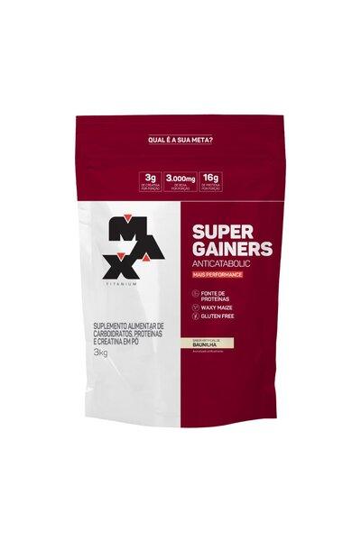 Super Gainers 3 KG - Max Titanum