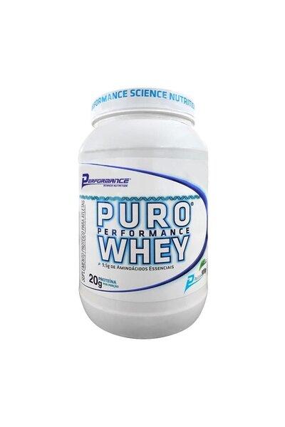 Puro Whey Protein Performance - 909g