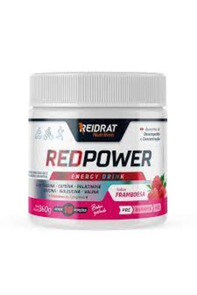 Red-power pote 360g - Reidrat