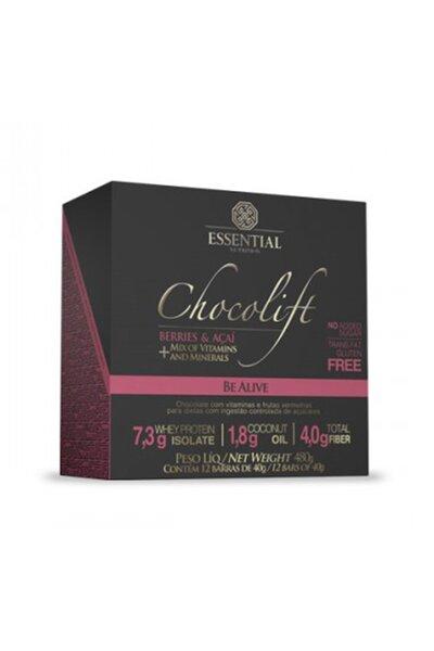 Chocolift Caixa c/12 Unidades - Essential Nutrition