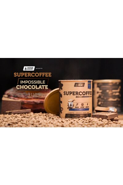 Supercoffe (baunilha e Chocolate)