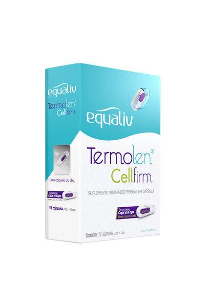 TERMOLEN CELLFIRM - 31 CÁPSULAS - EQUALIV