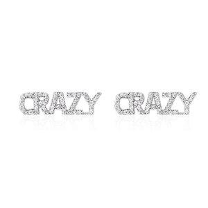 Brinco Ear Cuff Crazy Prata 925
