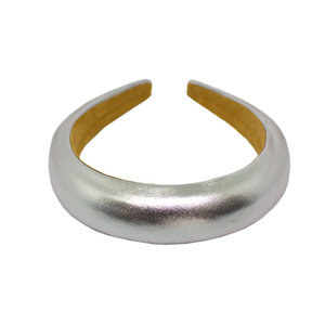 Tiara Alta Metalizada